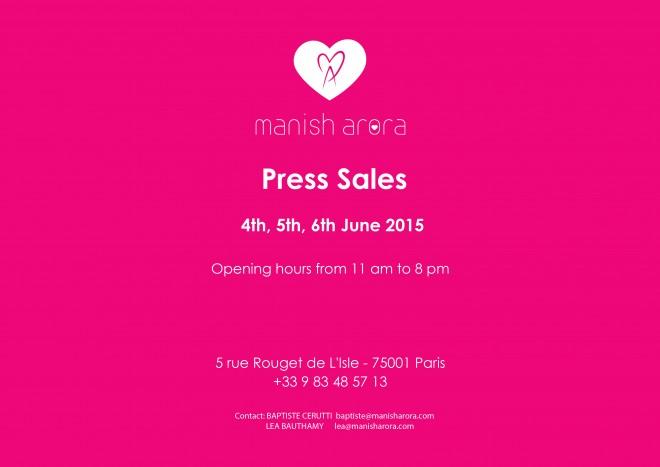 vente-presse-manish-arora-juin-2015