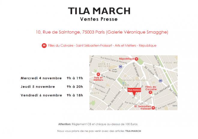 vente-presse-invitation-TILA_MARCH-octobre2015