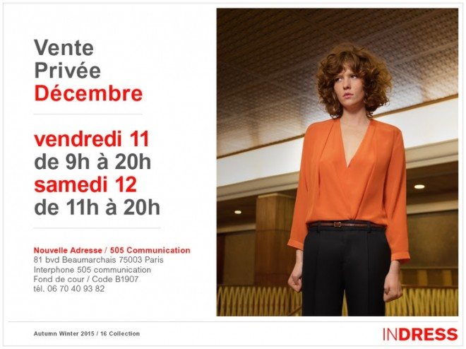 invitation-vente-presse-INDRESS-paris