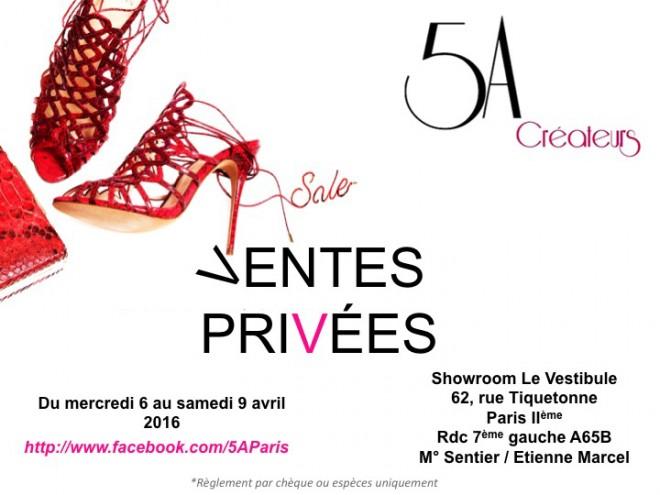 invitation-vente-presse-chaussures-luxe