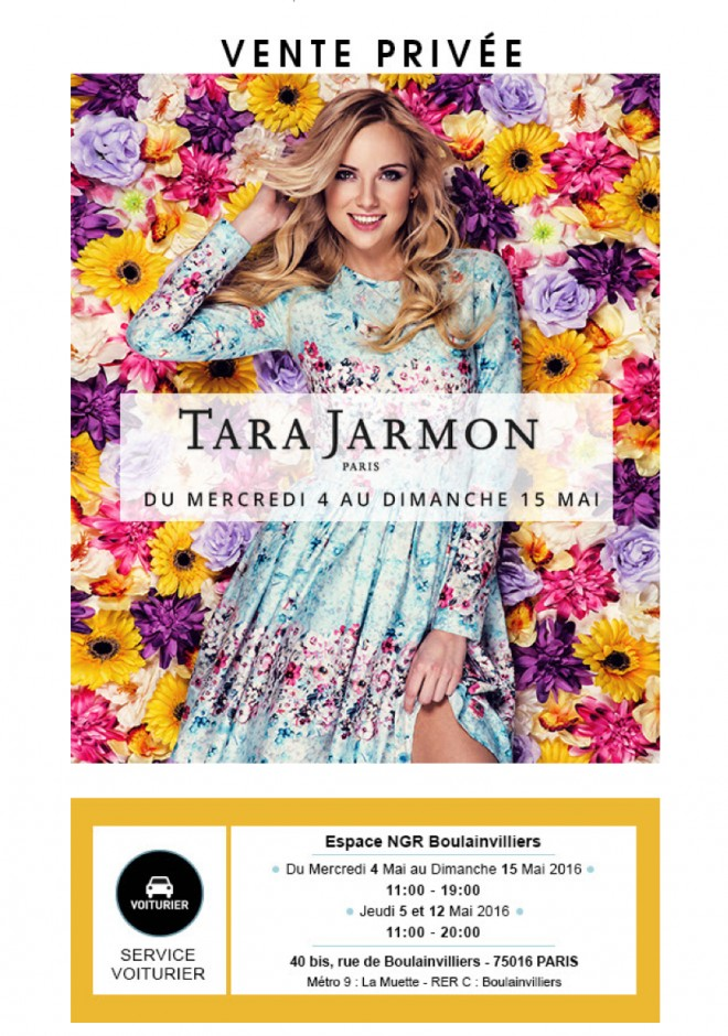 invitation-flyer-ventes-presse-TARA-JARMON-paris