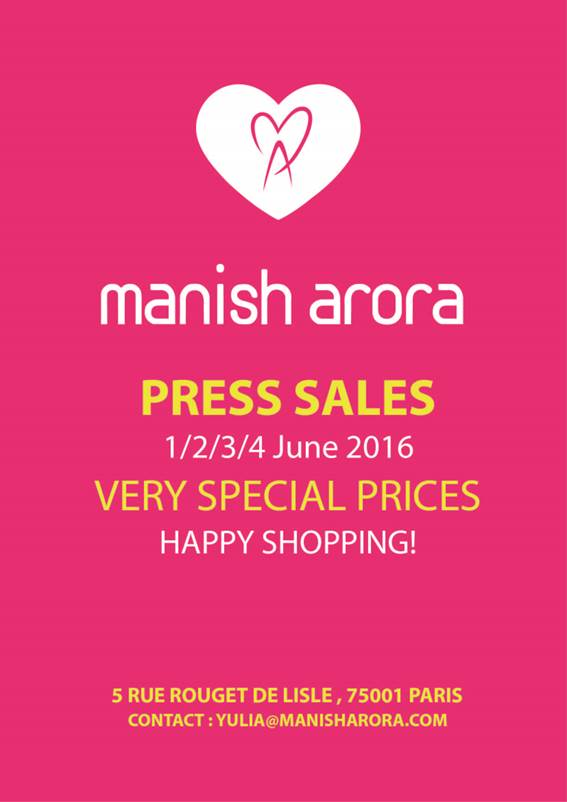 invitation-vente-presse-manish-arora