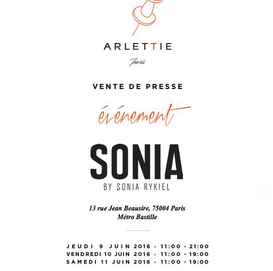invitation-vente-presse-sonia-rykiel-juin-2016