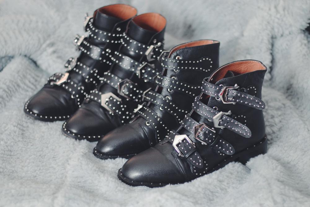 13cea0ce5 Ersatz boots GIVENCHY