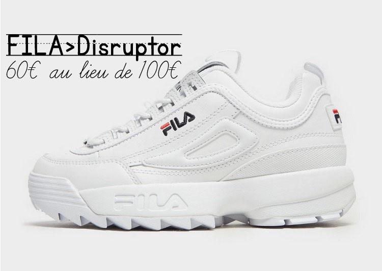 fila-disruptor-soldes-bon-plan