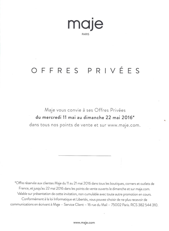 invitation-vente-privee-MAJE