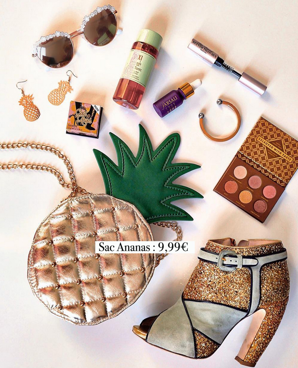 sac-ananas